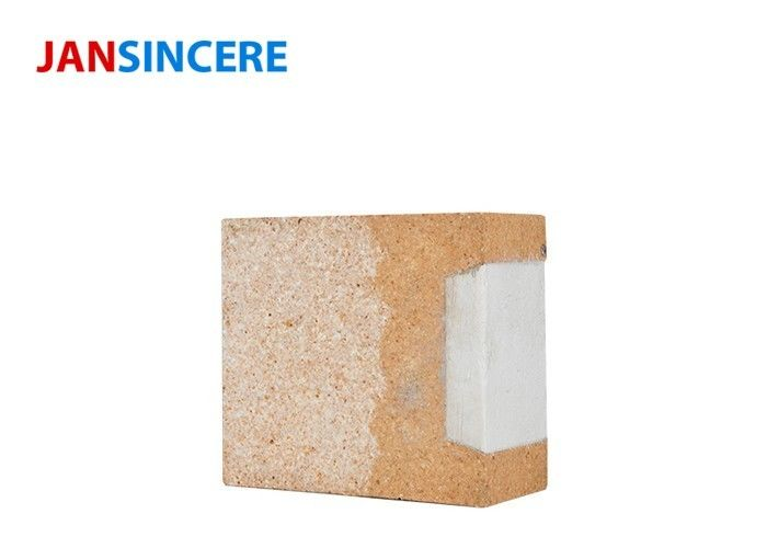 High Refractoriness Blast Furnace Brick , Acid Proof Wood Stove Fire Bricks