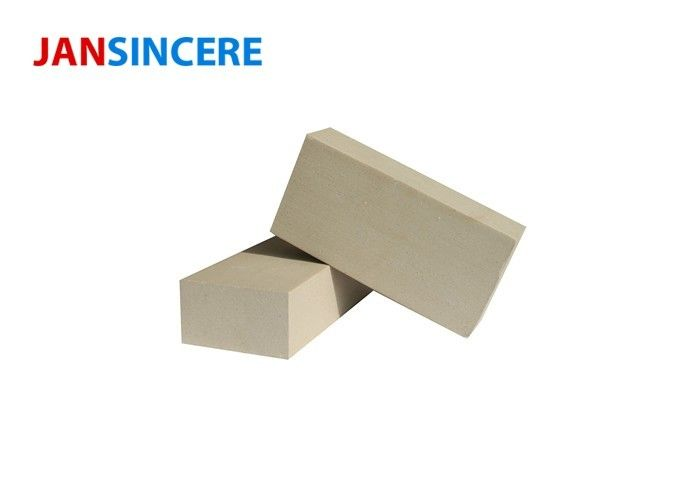 Regeneration Baking Fire Rated Bricks , Heat Resistant Bricks For Fire Pit