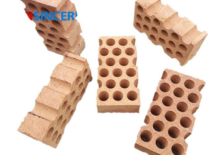 Corrosion Resistance High Alumina Refractory Bricks Industrial High Duty Firebrick