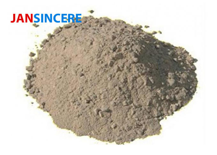 Al2O3 + MgO 90% High Temperature Castable Refractory Dry Seepage Control Material