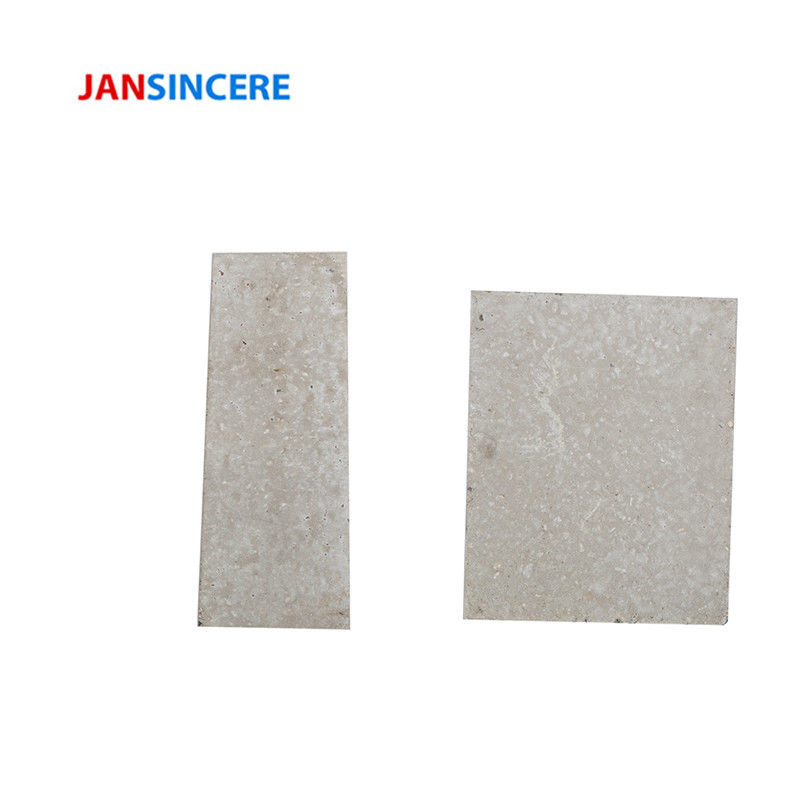 Special Phosphate Bonded High Alumina Fire Bricks High Temp Wear Resistant