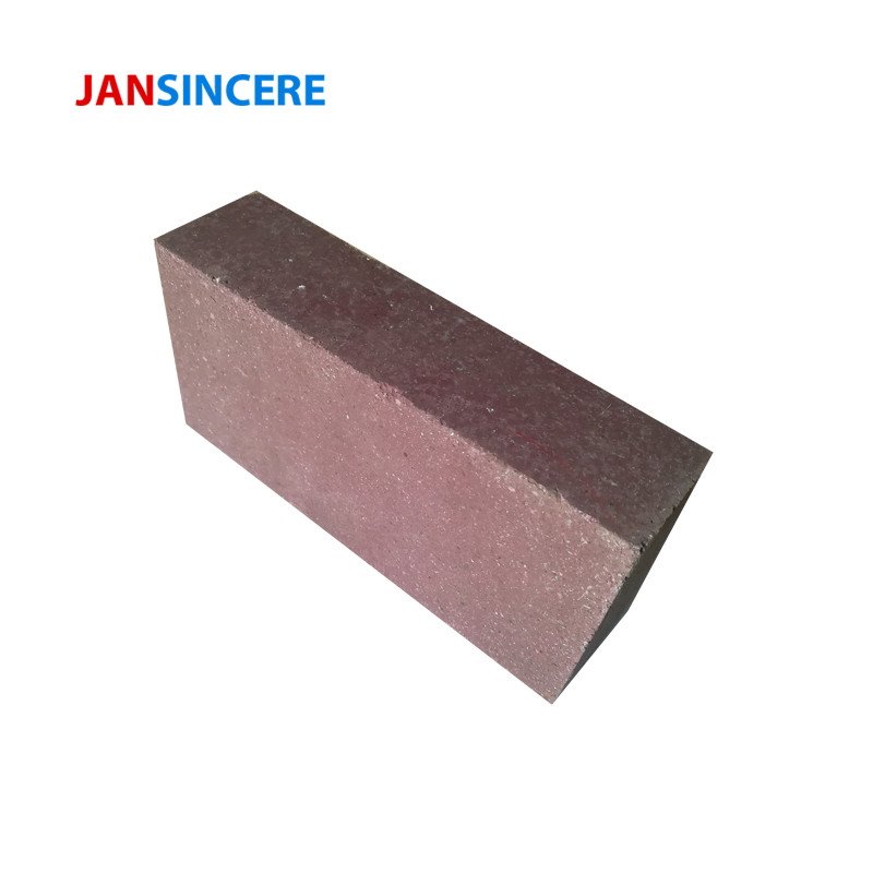 High Strength Chrome Corundum Brick Strong Erosion Resistance For Rotary Kiln